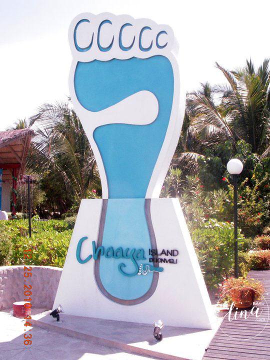 chaya isand Dhonveli Maldives