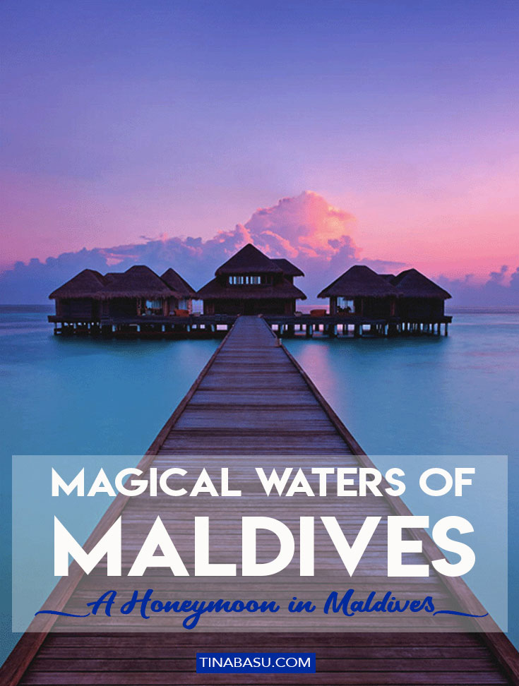 magical waters of maldives
