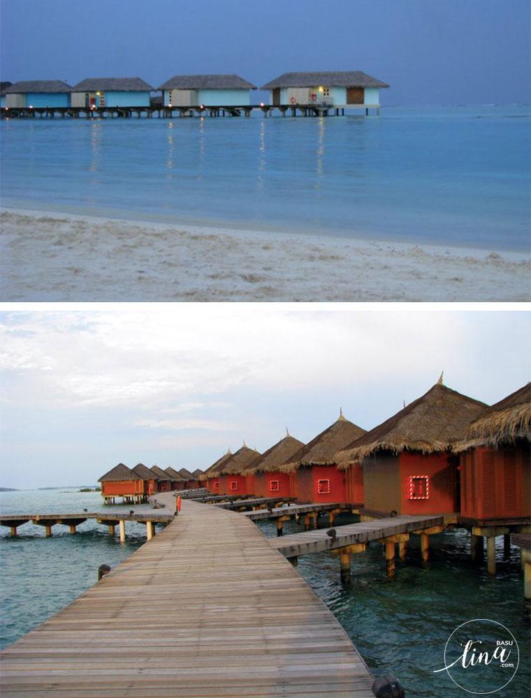 water bunglow Maldives