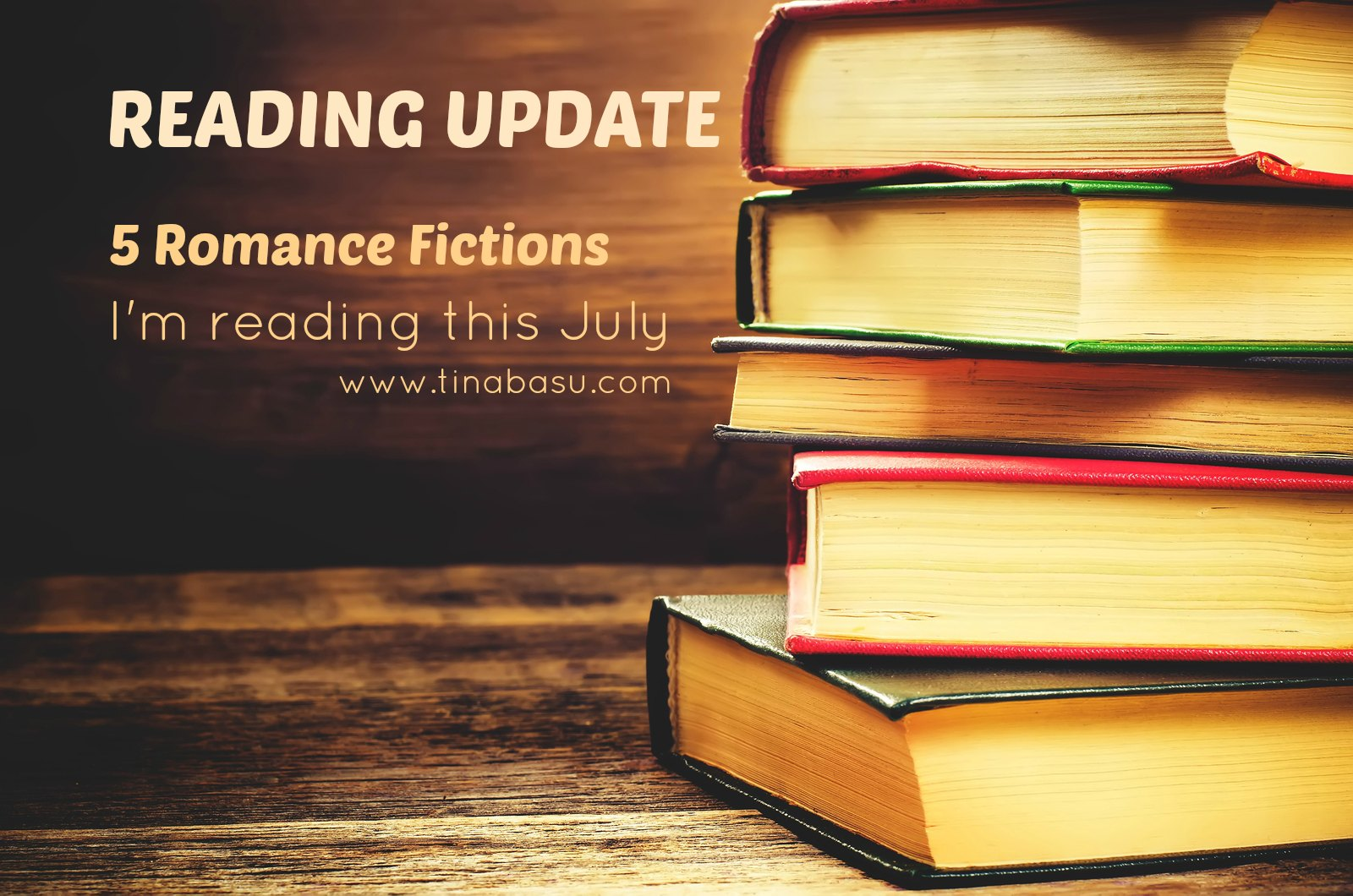 books, reading update