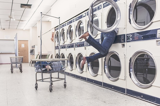 laundry washing machine thankful thursdays