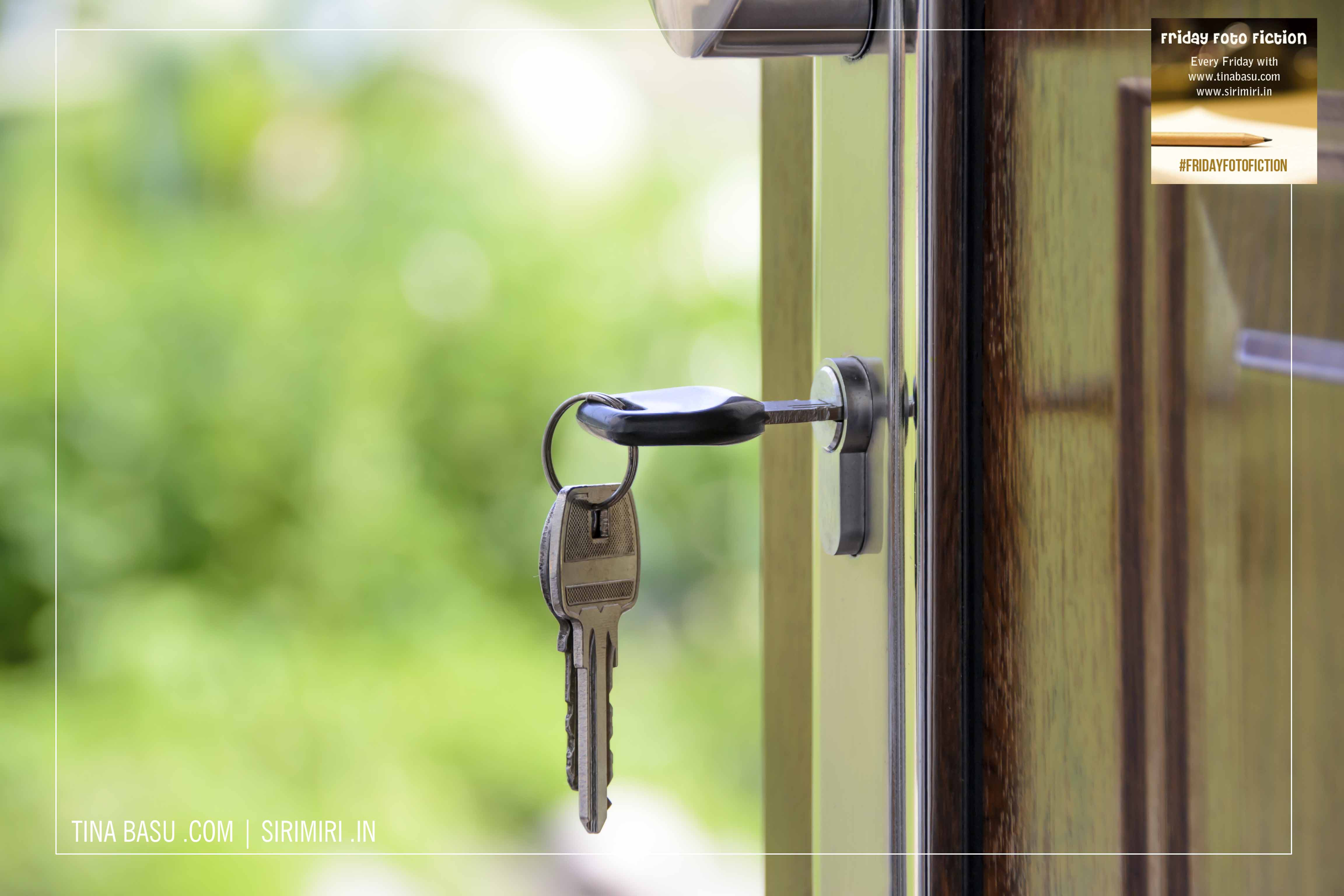 Keys to your own home