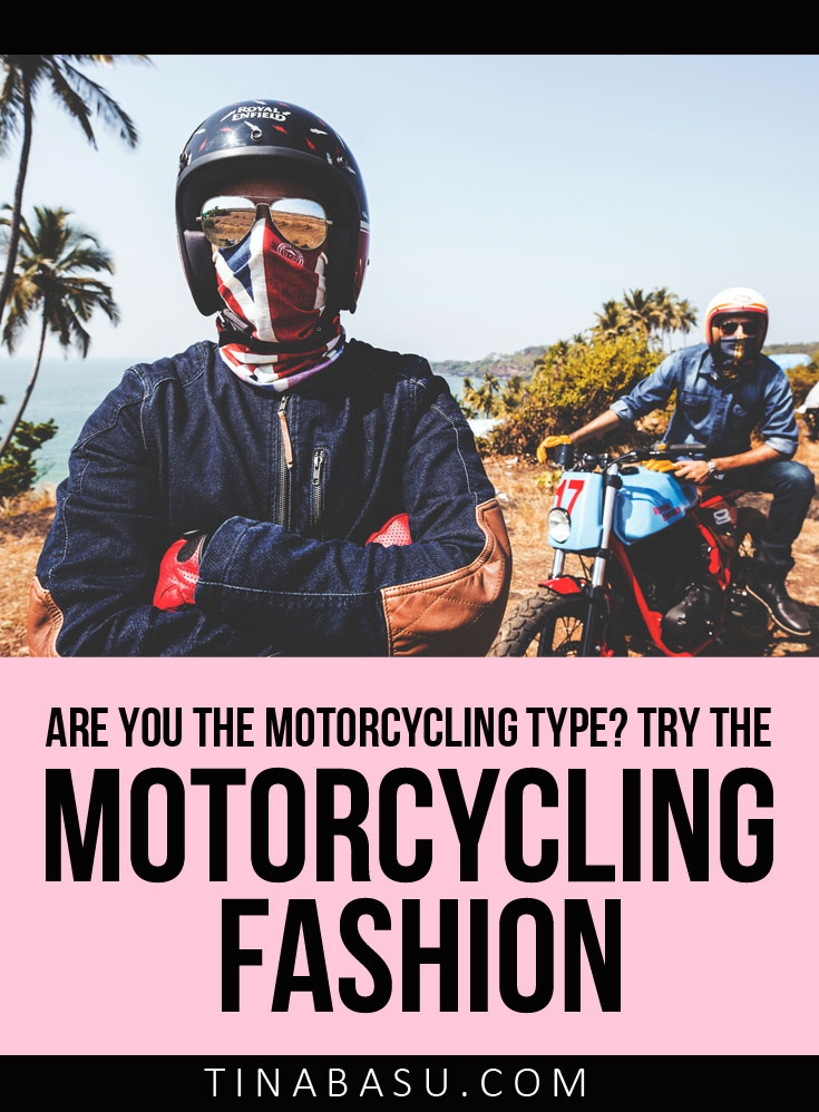 motorcycling fashion for men royal enfield urban gear
