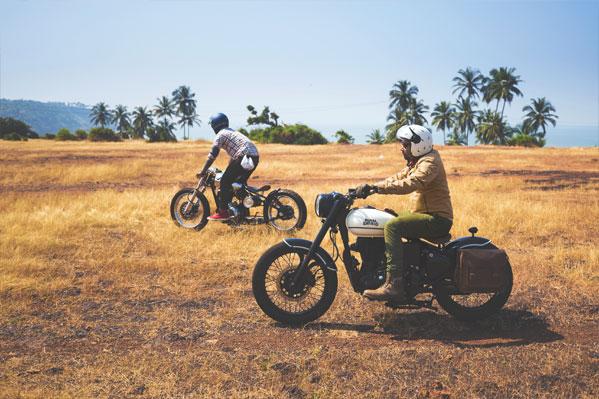 motorcycling fashion for men royal enfield urban gear