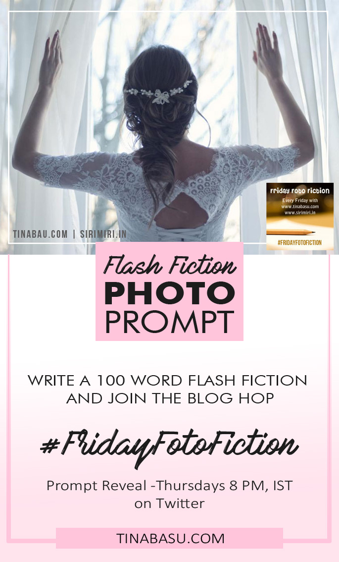 Friday Foto Fiction - FLash fiction wriing challenge. Write a 150 word fiction and link with us. Join the Blog hop!