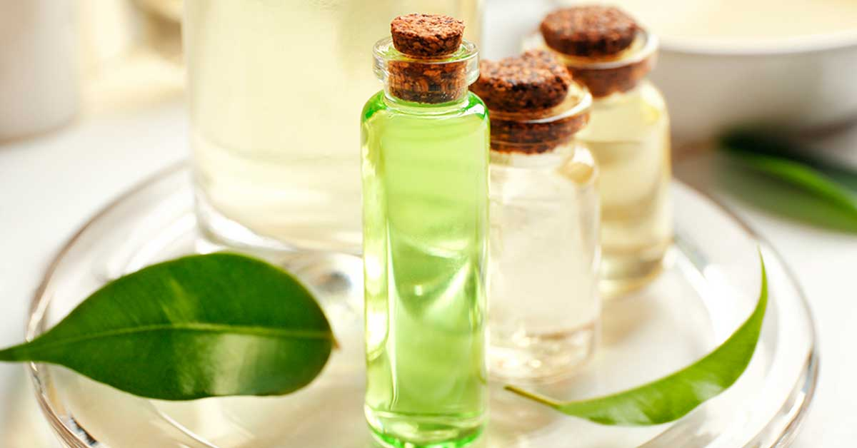 baby care products tea tree oil