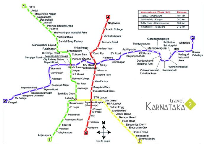 Bangalore-metro-map