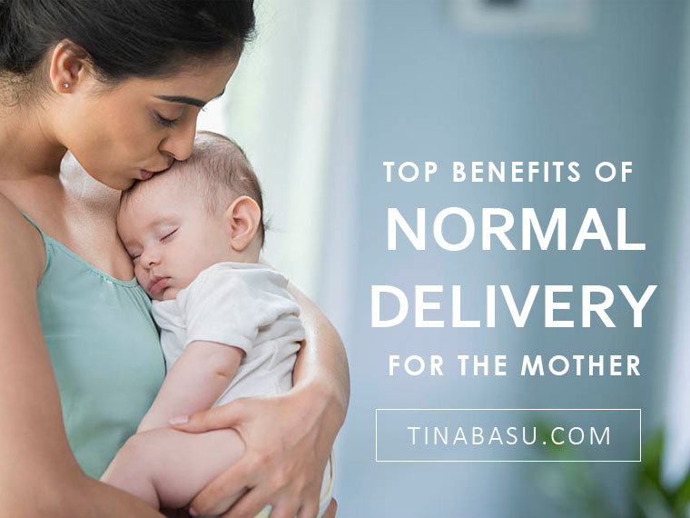 Top Benefits of Normal Delivery for the Mother | 7 Reasons
