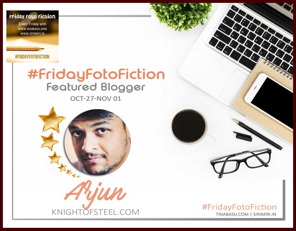 #FridayFOtoFIction featured blogger