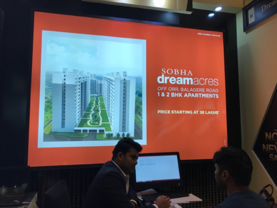 affordable housing Sobha DreamAcres