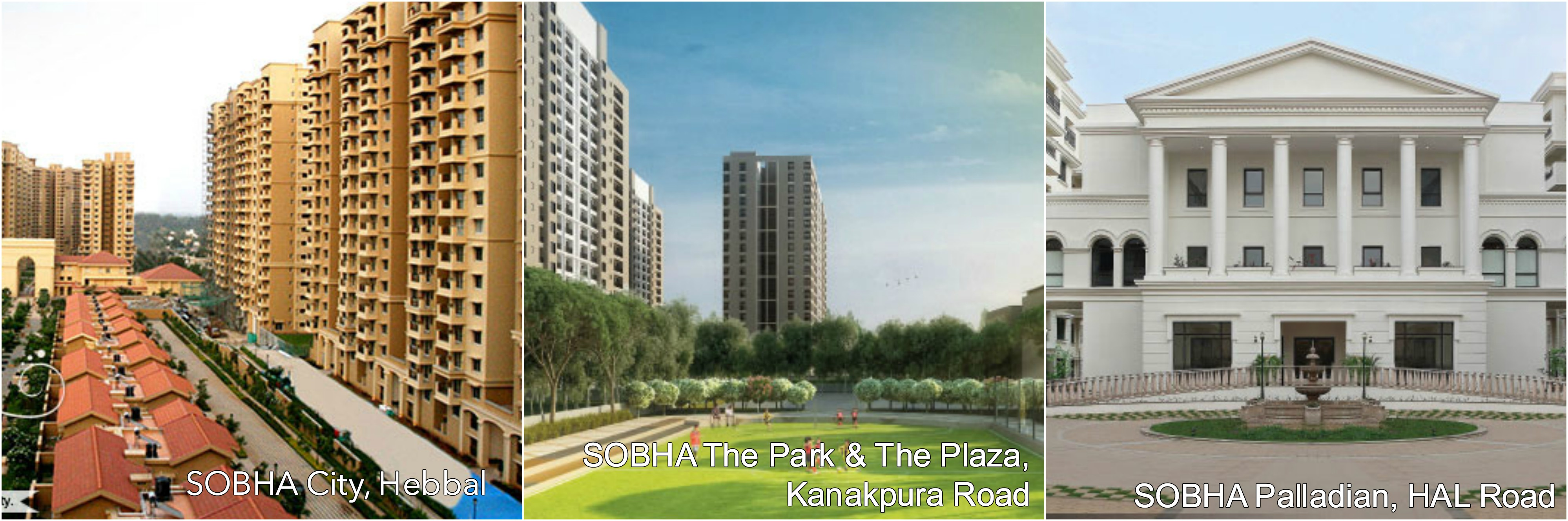 ready to move in property Sobha limited