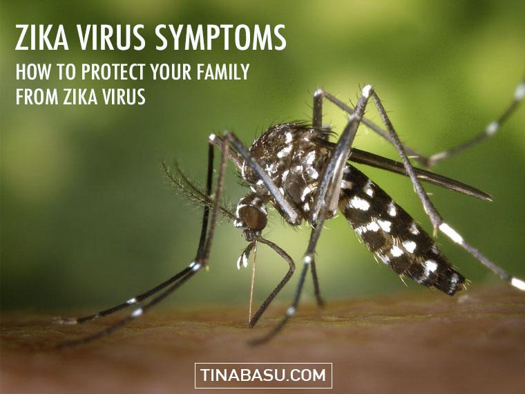 zika virus symptom