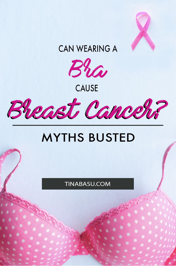 can wearing a bra cause breast cancer