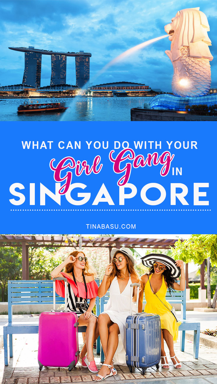 girl gang in singapore