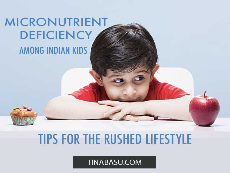 micronutrient deficiency among Indian kids