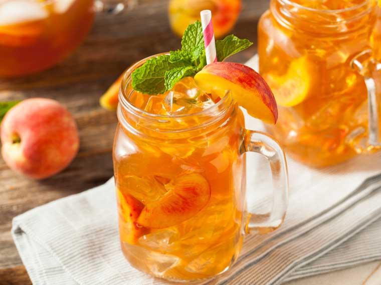 infused water - fruit infused detox water