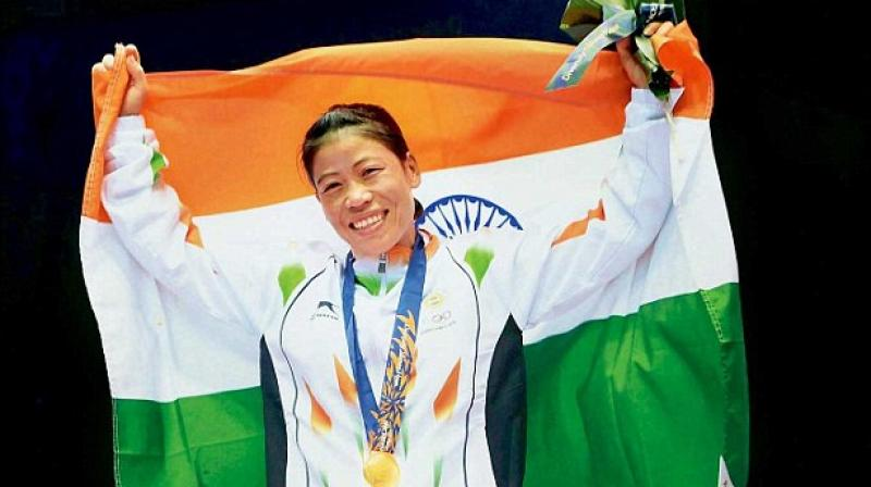 women who did india proud mary kom
