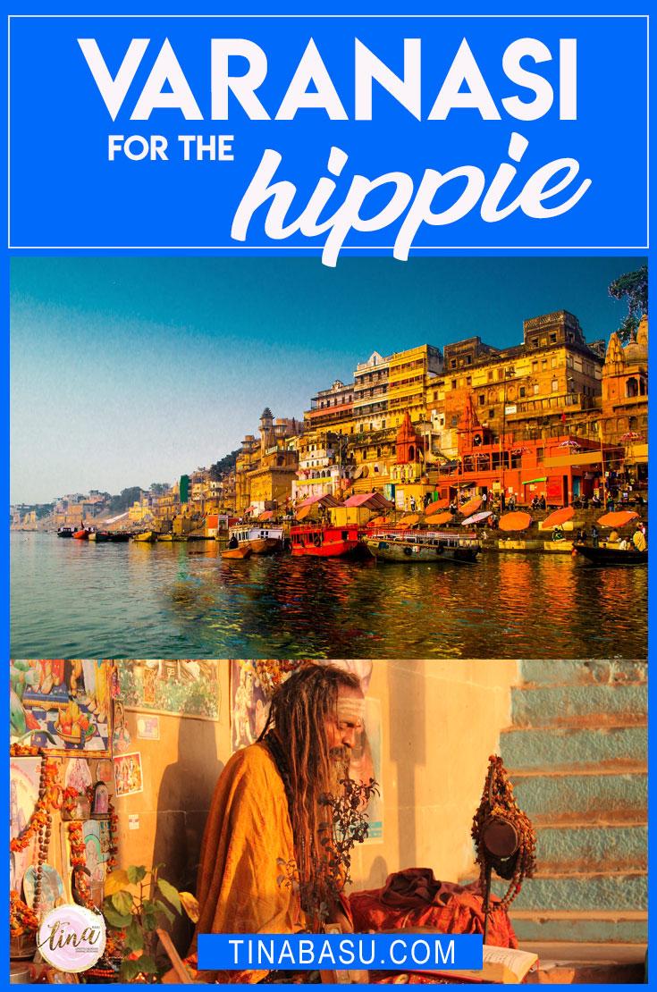 varanasi for the hippie