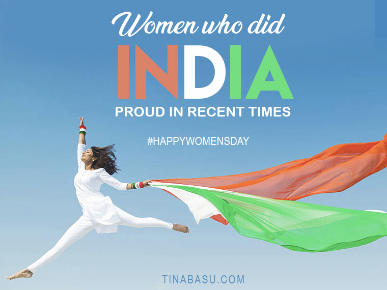 women who did india proud