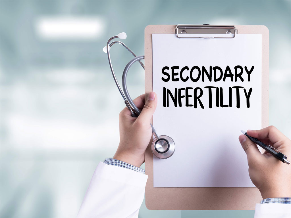 secondary infertility