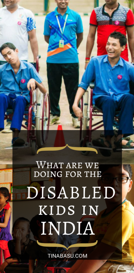 Disabled Kids in India