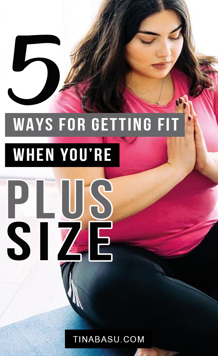 fitness for plus size people