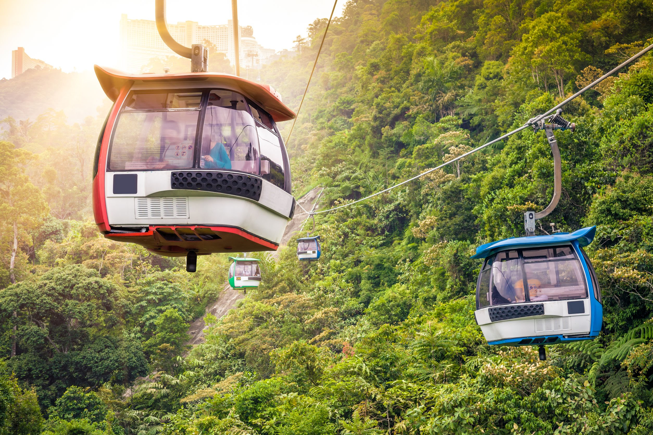 genting highlands malaysia - places to visit in malaysia