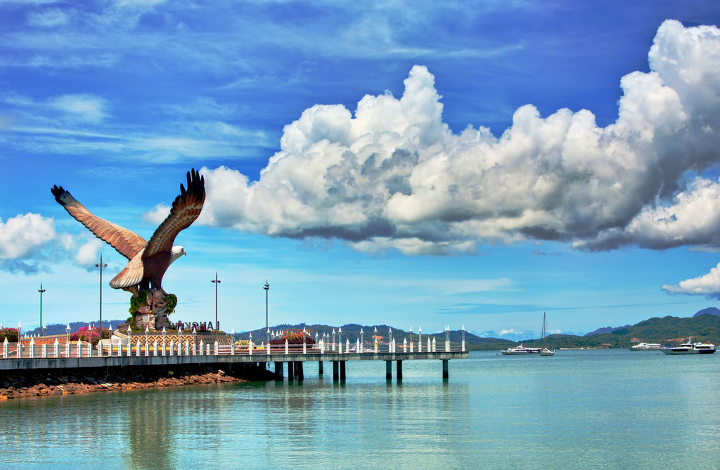 Langkawi - places to visit in malaysia