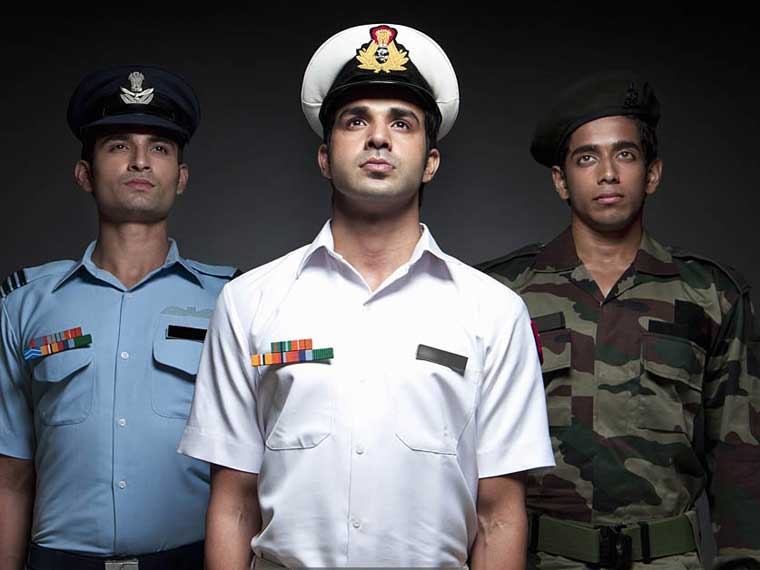 indian army airforce navy thankful to india