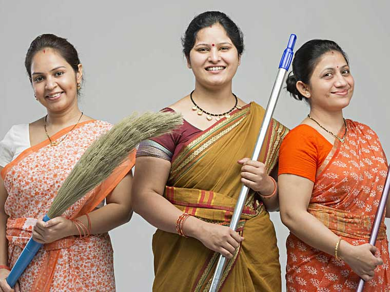 indian maids thankful to be living in india thankful to india #ThankfulThursdays