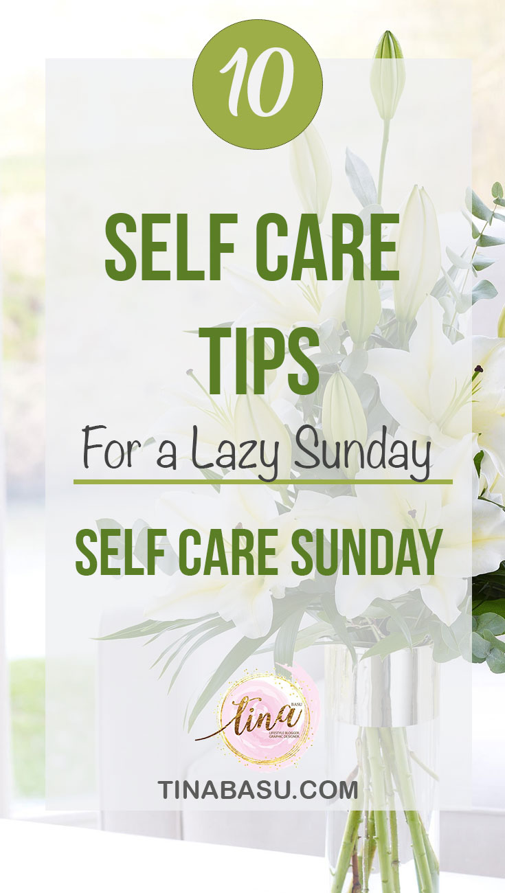self care sunday self care tips