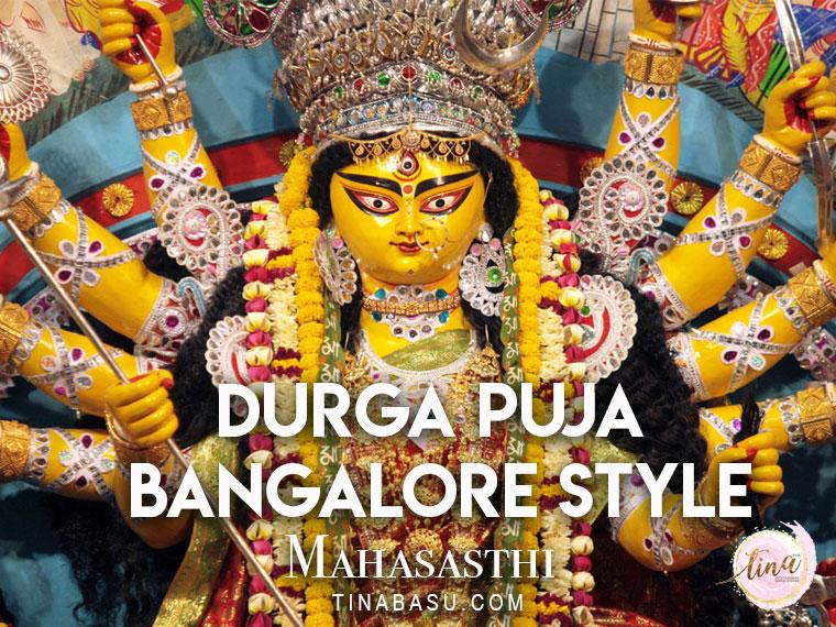 Durga Puja Bangalore style