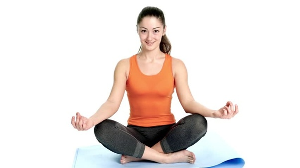 ways to manage stress - yoga