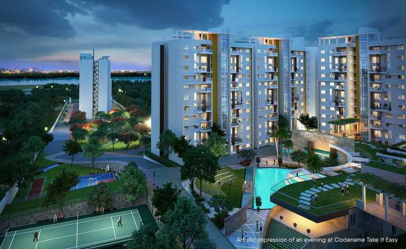 Shriram Blue - Your resort style apartments in Bangalore ...