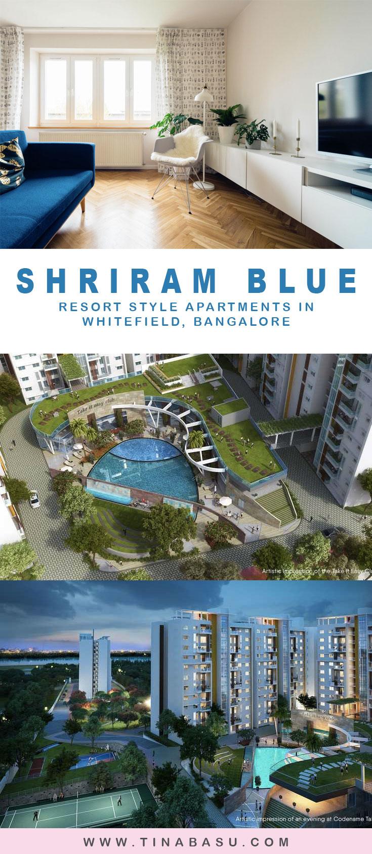 shriram blue appartments in bangalore