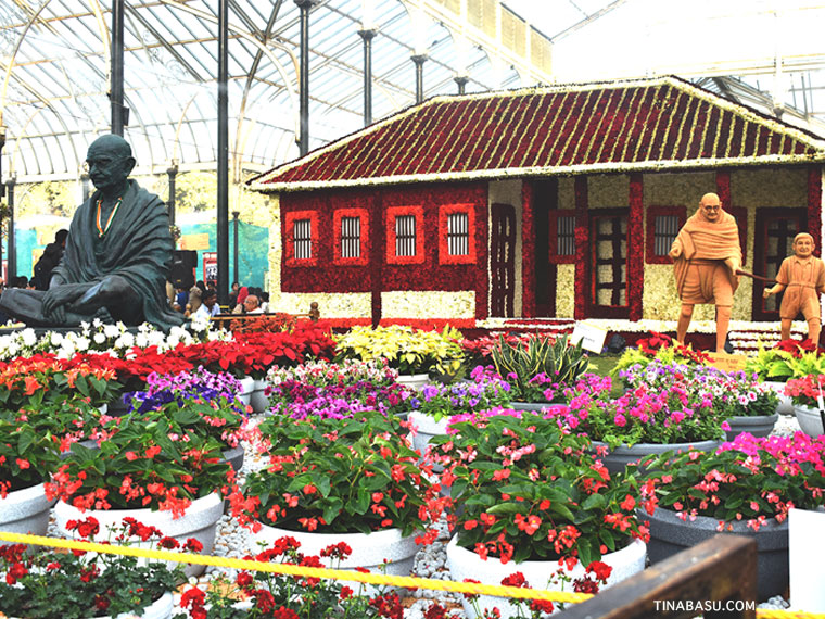lalbagh flower show 2019