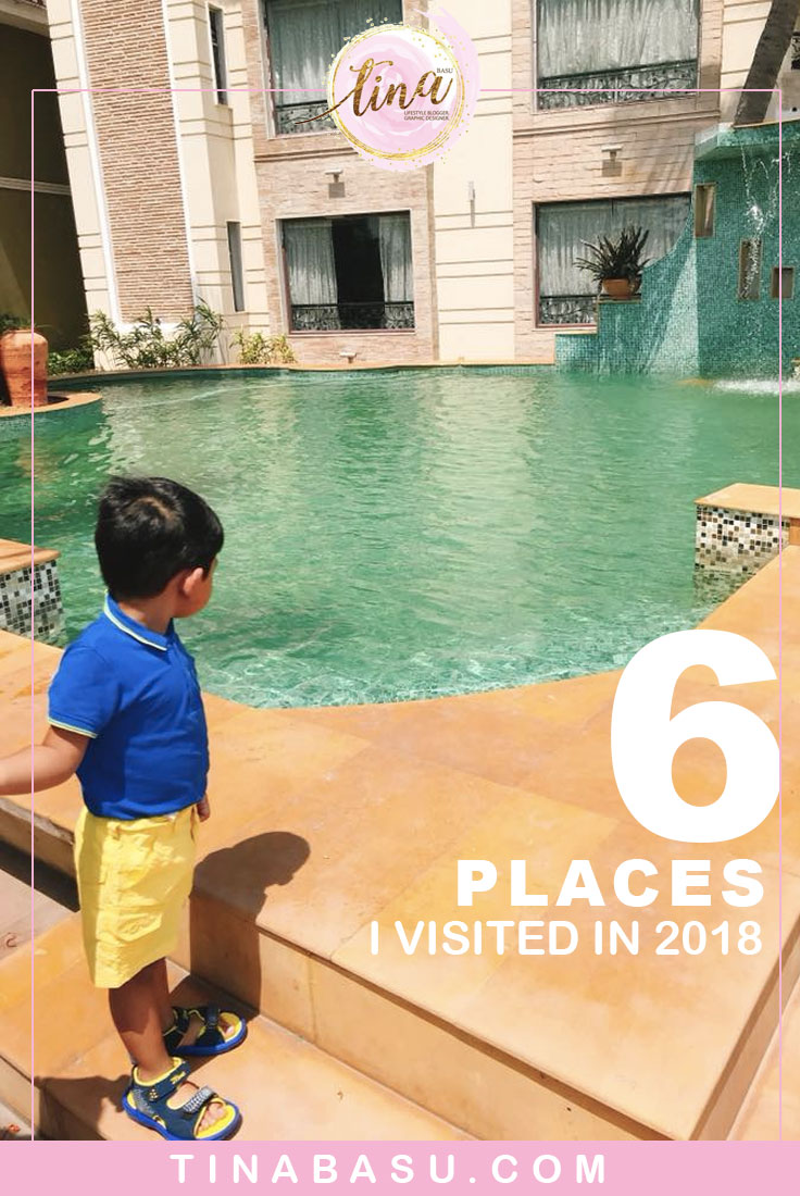 places i visited in 2018