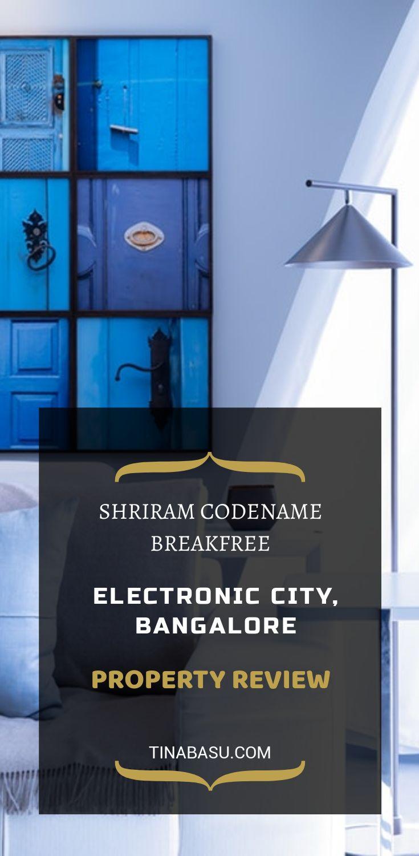 shriram codename breakfree smart homes in electronic city