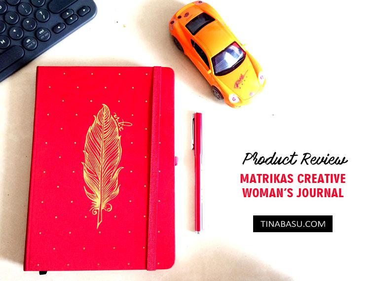 MatrikaS woman's creative journal